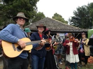HOTSB at the Bream Creek Show no. 2 2016
